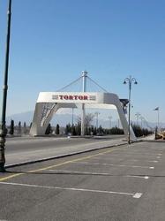 Gözəlləşən Azərbaycan silsiləsindən Tərtər şəhəri