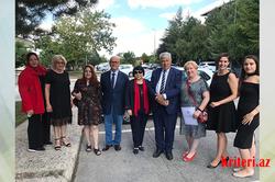 BDU-nun filoloqları Türkiyənin İhsan Doğramacı adına Bilkənd Universitetində