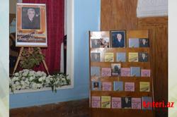 Ağstafa Regional Mədəniyyət İdarəsi el şairini yad etdi