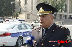 Bakıda 21 avtomobil xüsusi karantin rejimini pozub