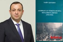 Azərbaycan Türkiyə-Rusiya münasibətlərində (1918-1922)