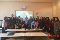 BDU-nun Filologiya fakültəsində rus dili üzrə viktorina keçirilib