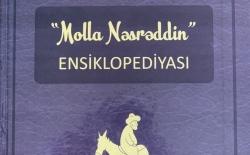 """""""Molla Nəsrəddin"""" ensiklopediyası ilk dəfə çap olunub"""