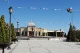 Gözəlləşən Azərbaycan silsiləsindən Füzuli rayonunun Horadiz şəhəri