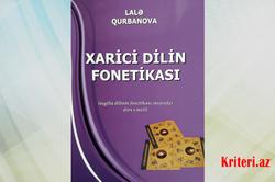 Xarici dilin fonetikası